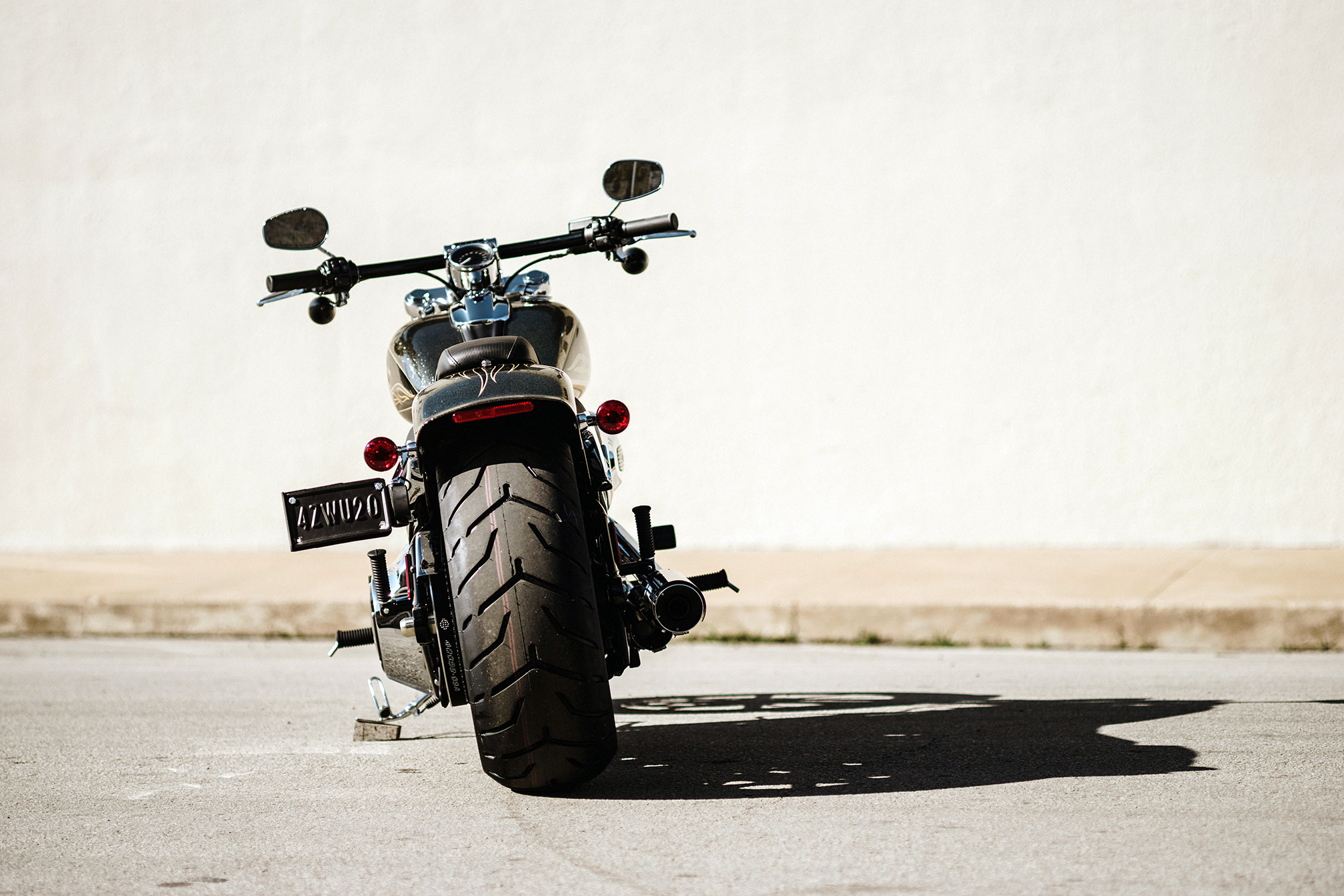 2016 harley-davidson softail breakout review