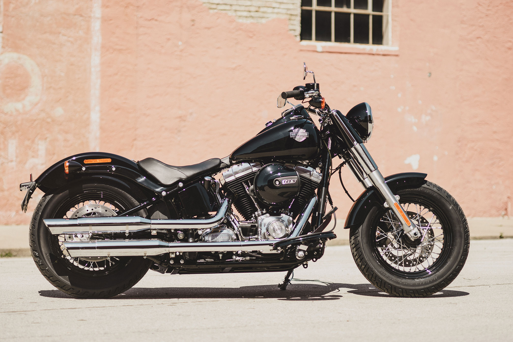 2016 Harley Davidson Softail Slim Review