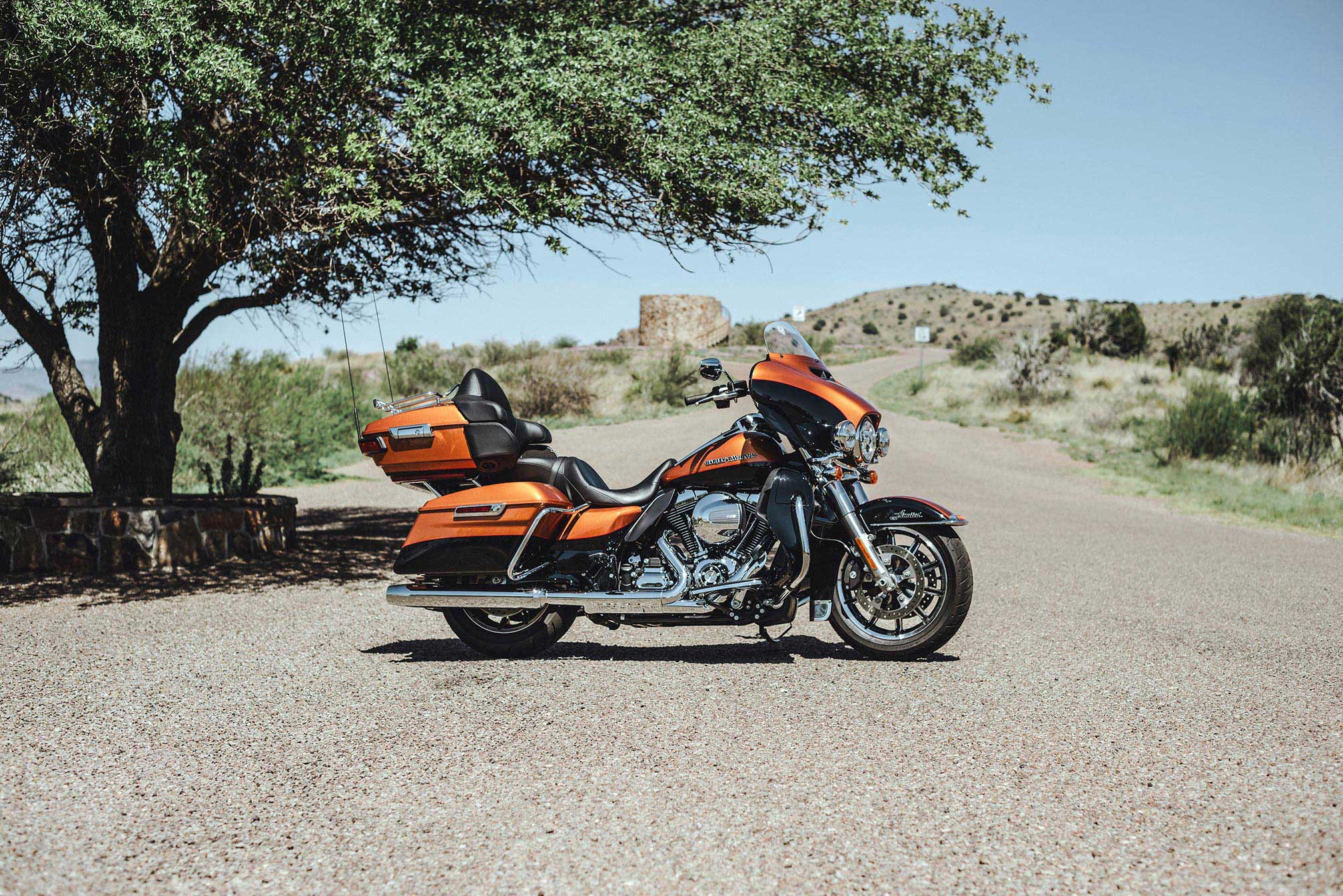 2016 Harley Davidson Touring Ultra Limited Low