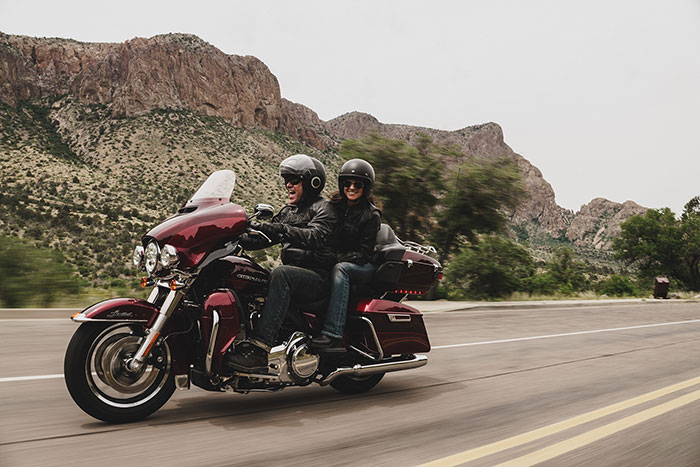 2016 Harley-Davidson Touring Ultra Limited Review