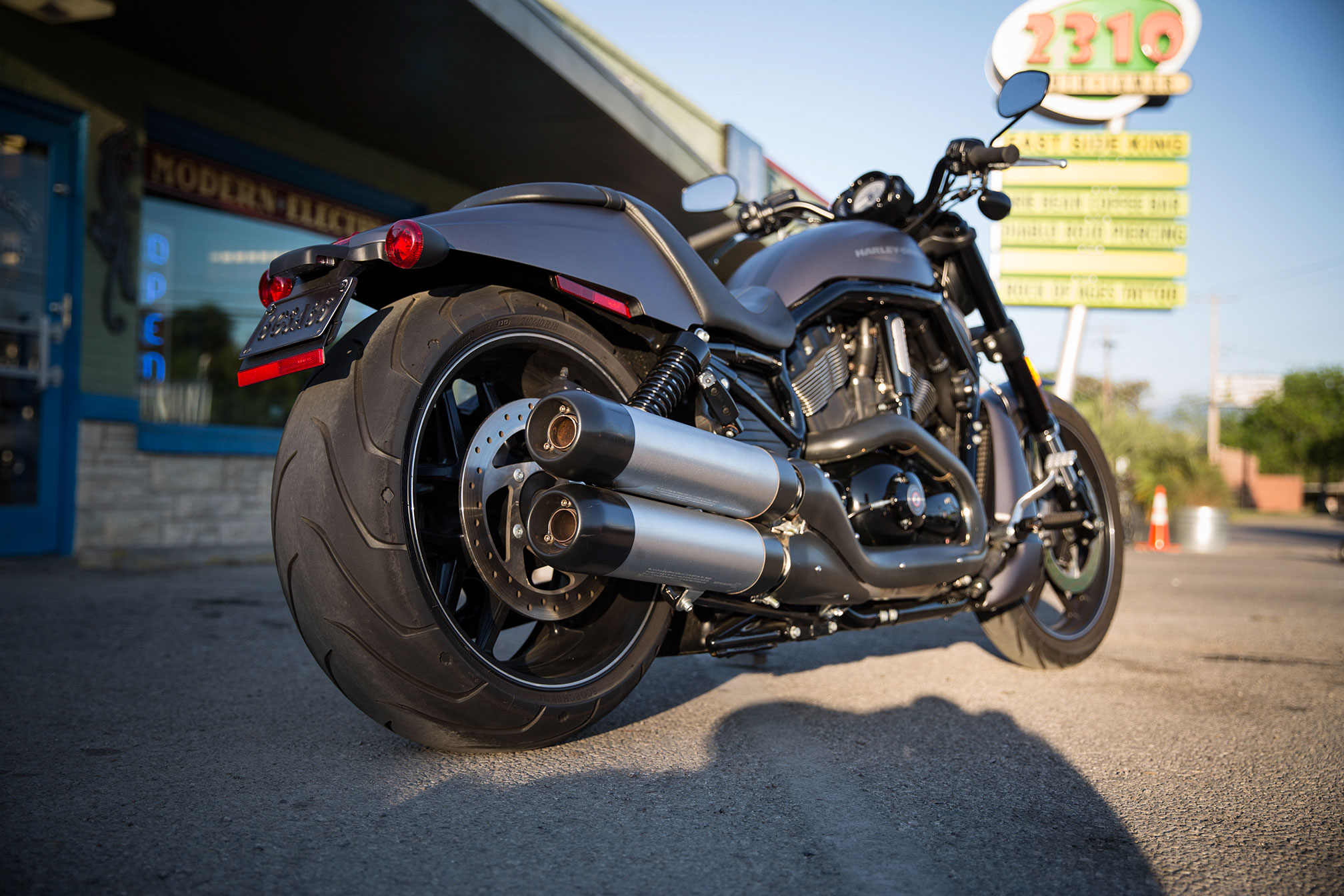 Harley Davidson Night Rod Review