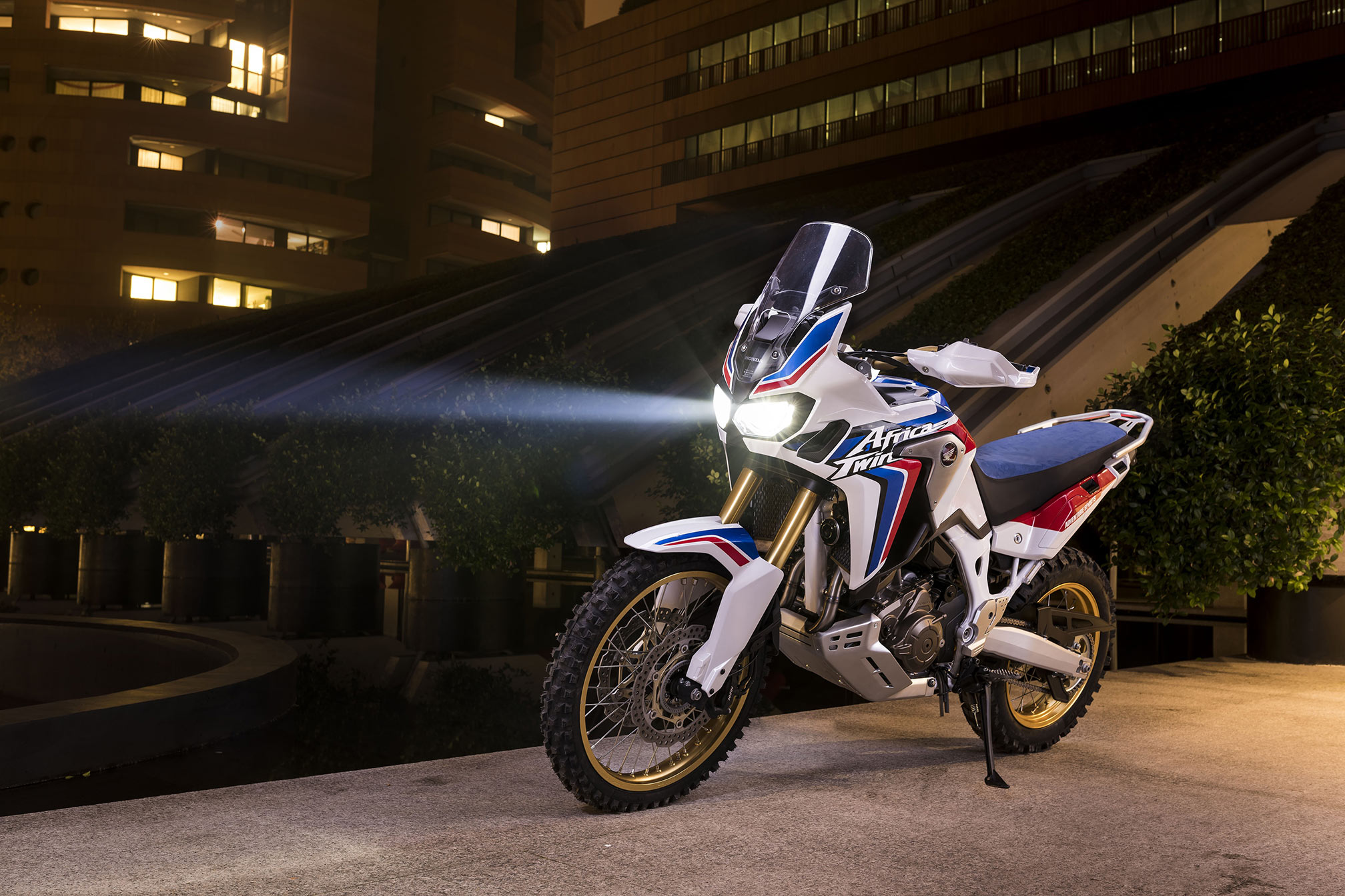 2016 Honda Africa Twin Adventure Sports Concept Review