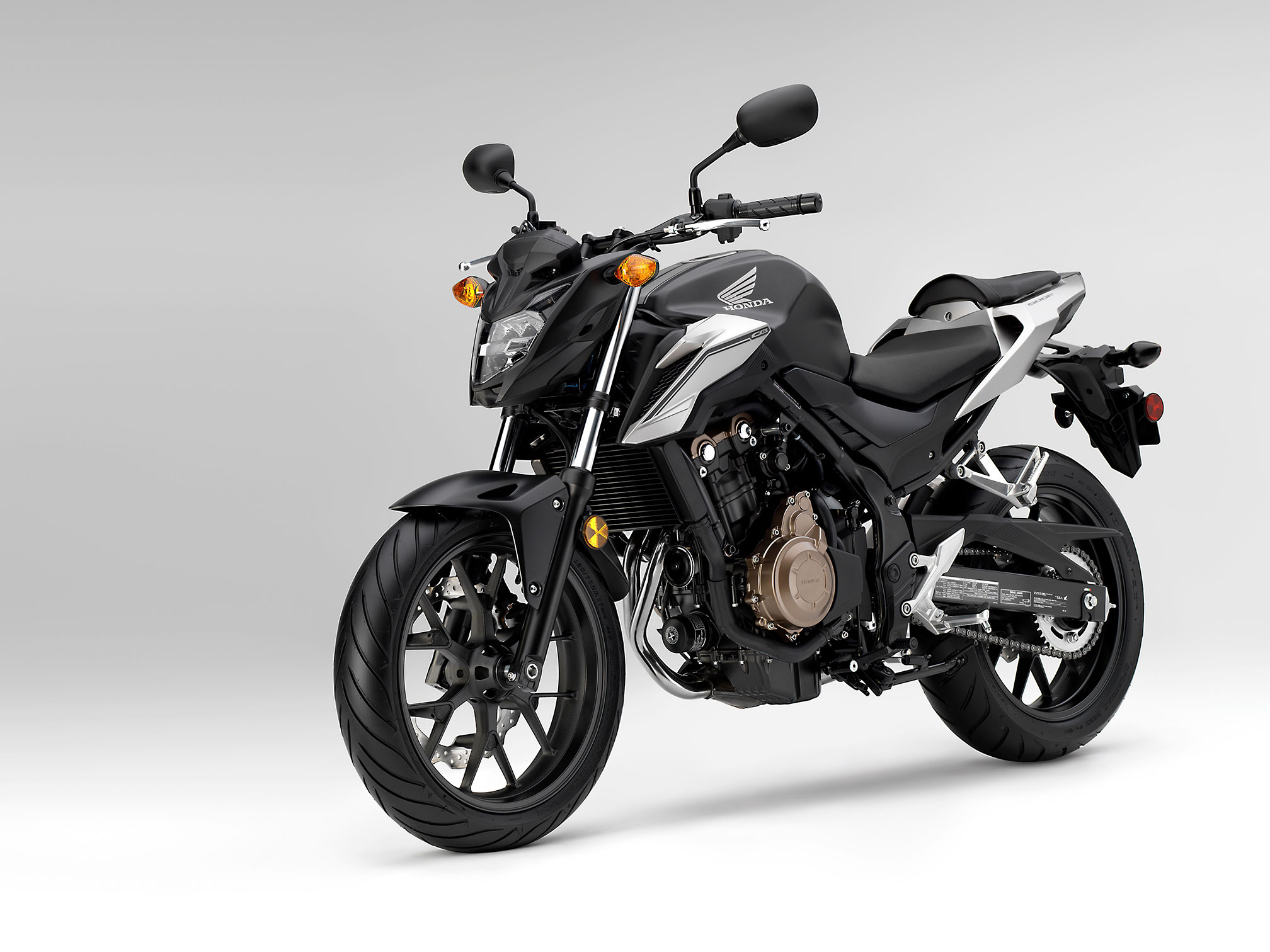 honda cbf review