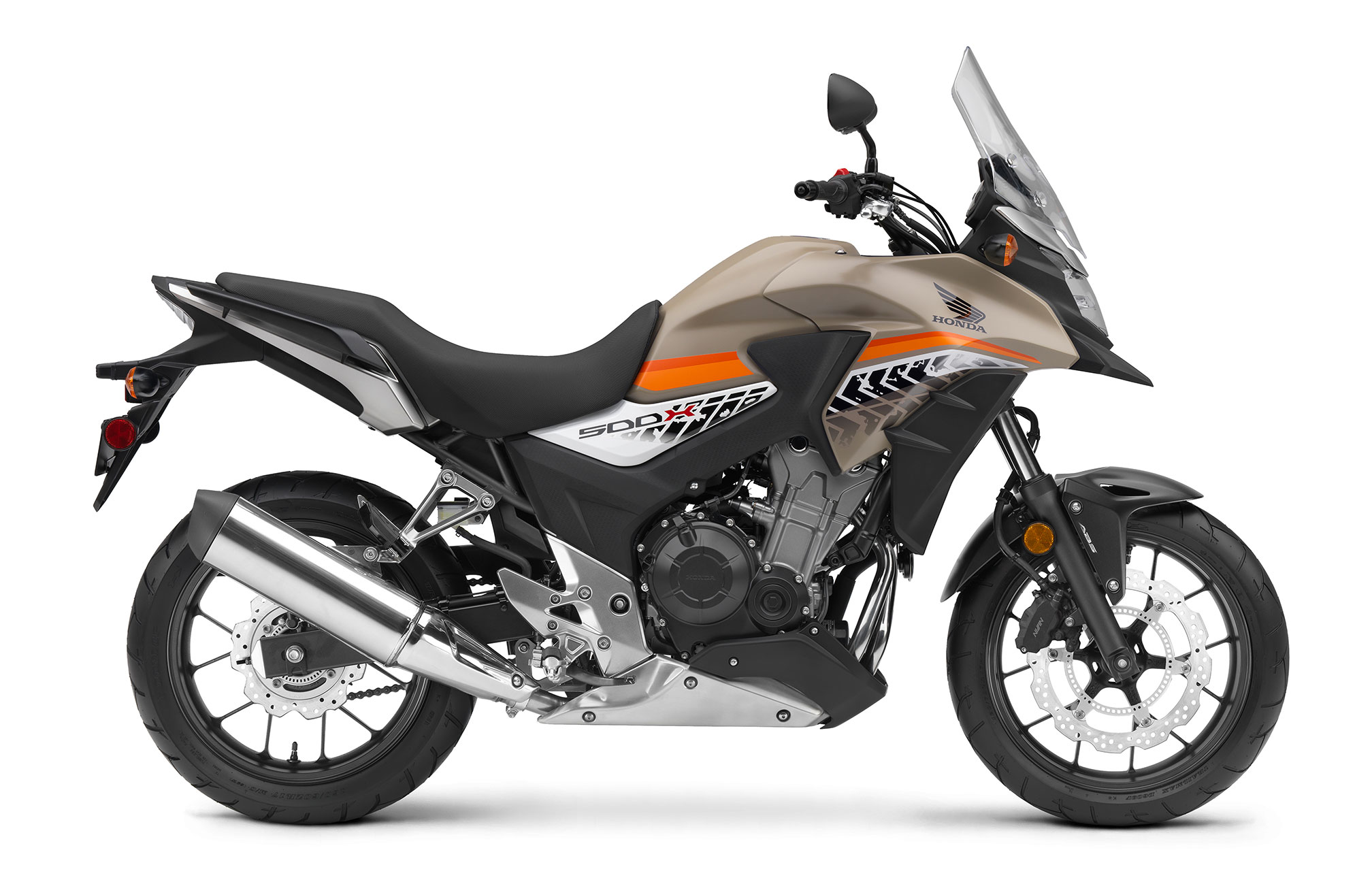 Image result for HONDA CB500X ABS