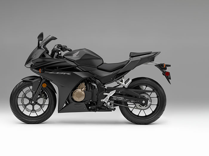2016 Honda CBR500R