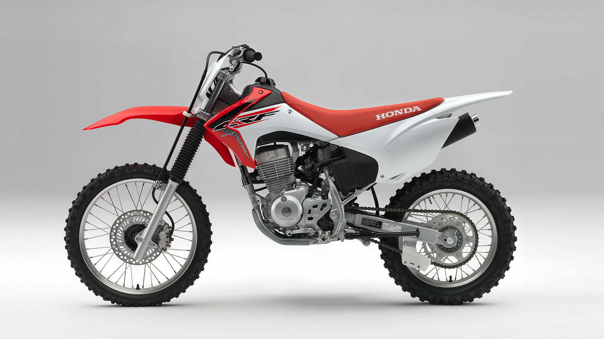 2016 Honda CRF150F Review