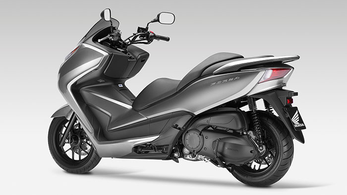 2016 Honda Forza ABS Review