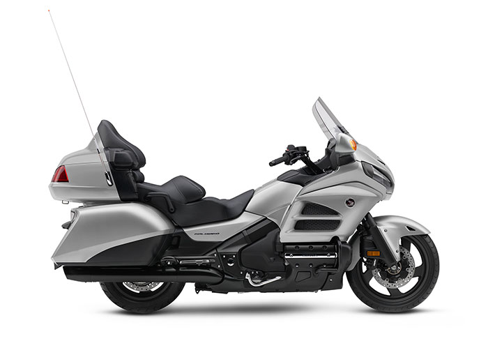 2016 Honda Gold Wing GL1800 Airbag