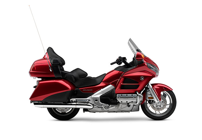 2016 Honda Gold Wing GL1800 Audio Comfort Navi XM ABS