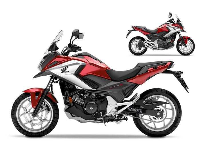2016 Honda Nc750x Dct Abs Review