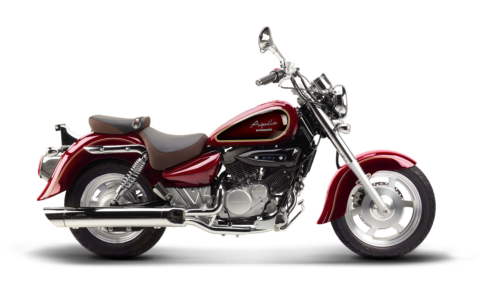 Motorcycle Review: Aquila GV250   Forbes India