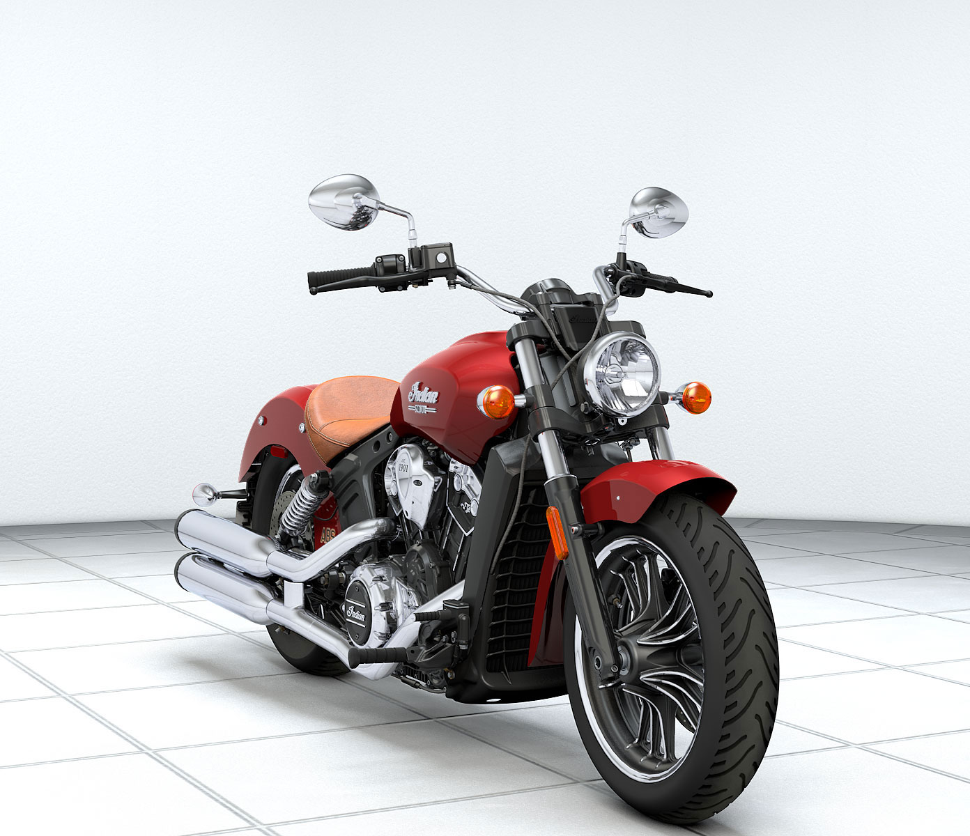 Motorcycles With Abs: 2016 Indian Scout ABS Review