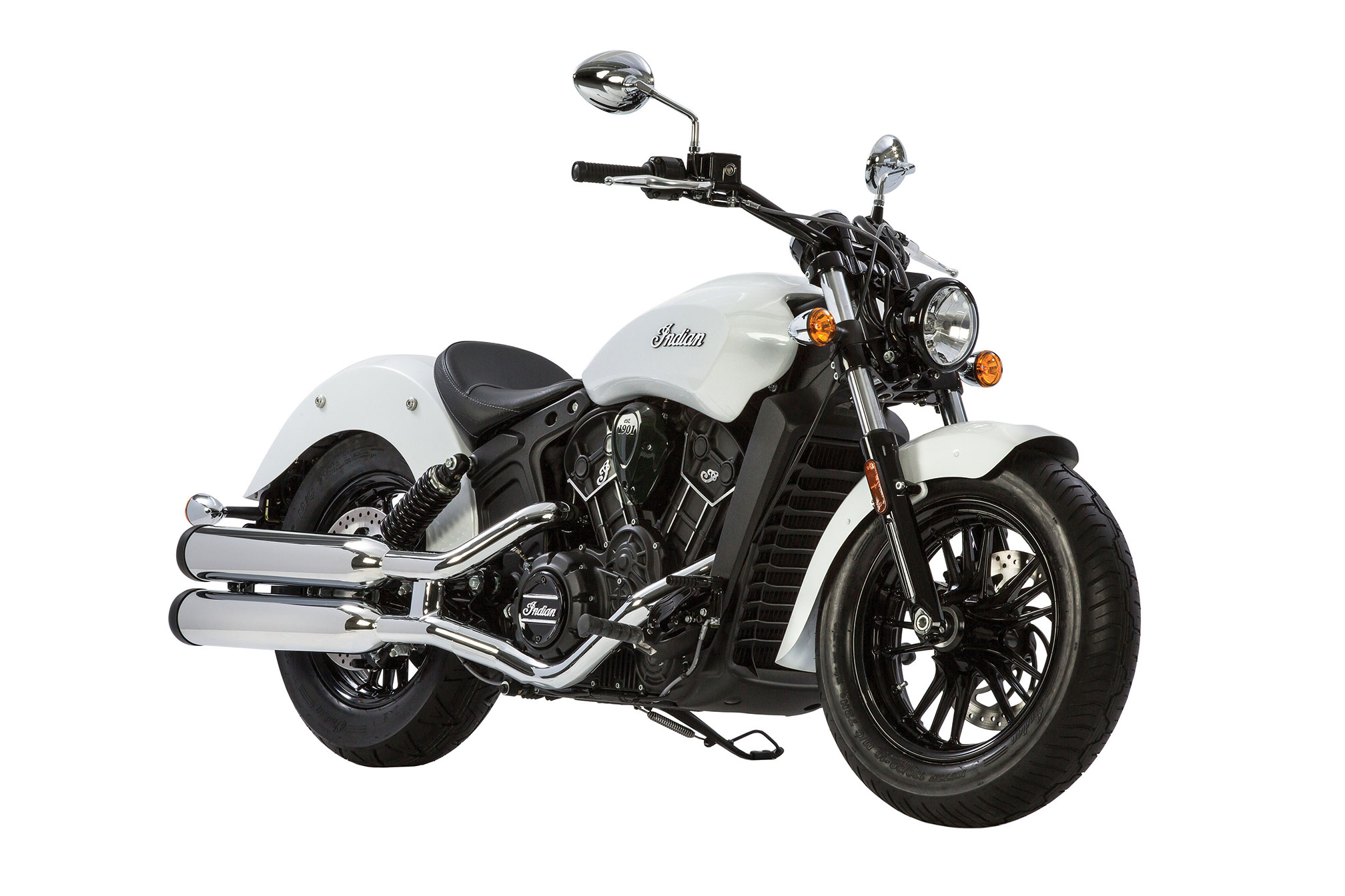 2016 Indian Scout Sixty Review