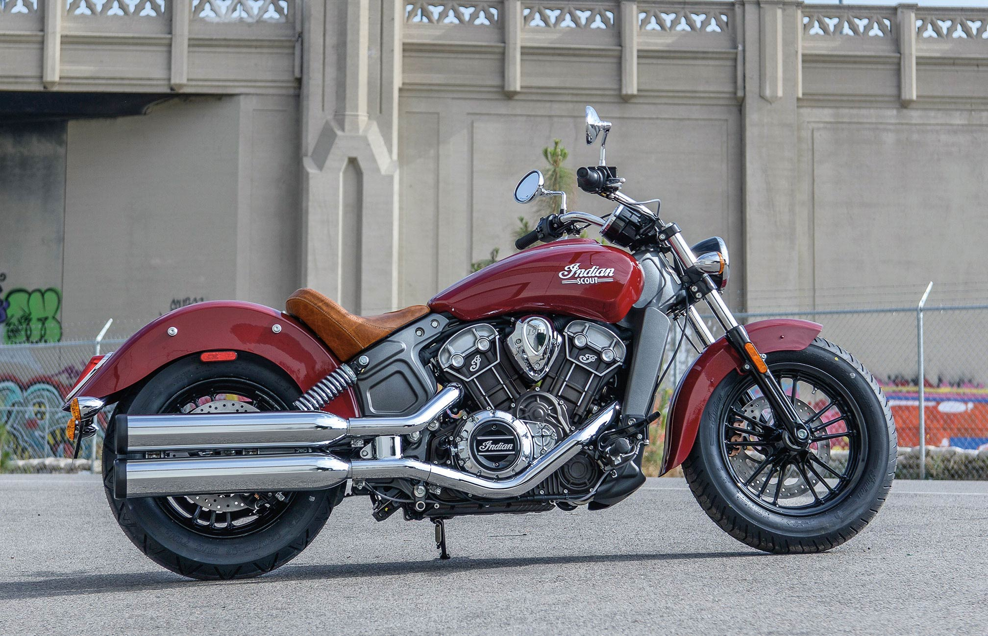 2016 Indian Scout Review