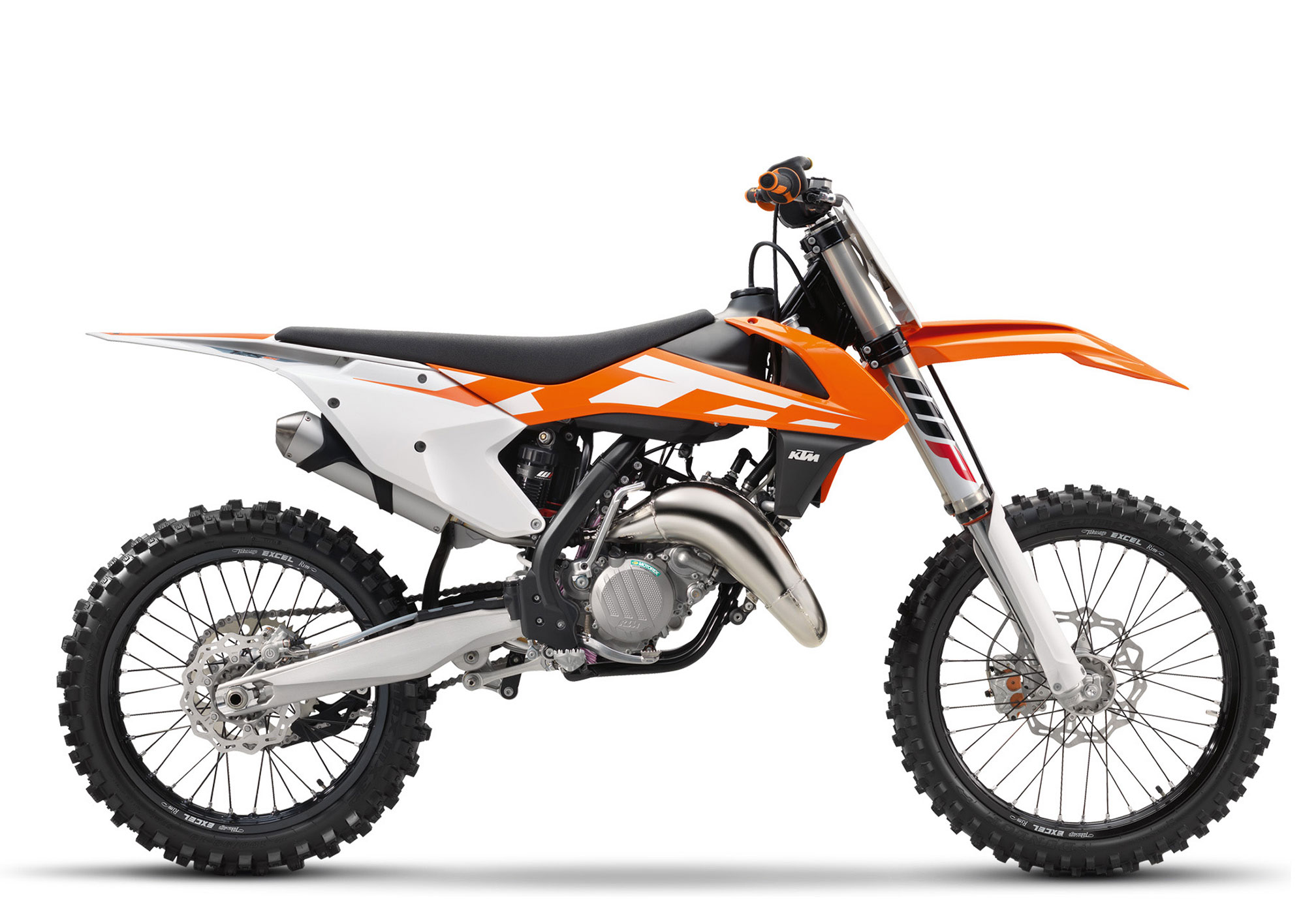 My Ktm Is To High In Nthe Back