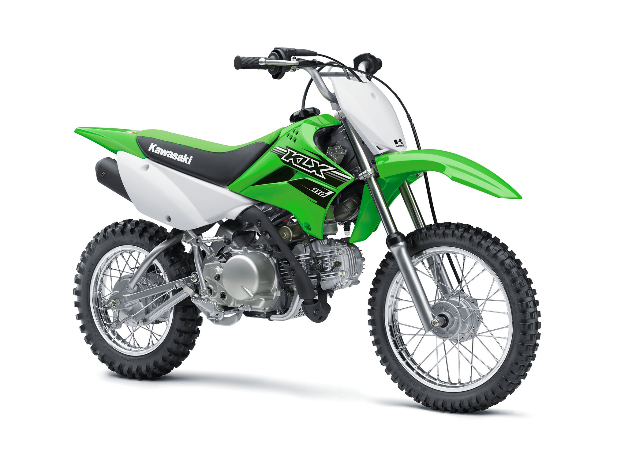 2016 Kawasaki KLX110 Review