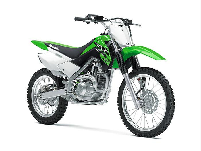 2016 Kawasaki KLX140L