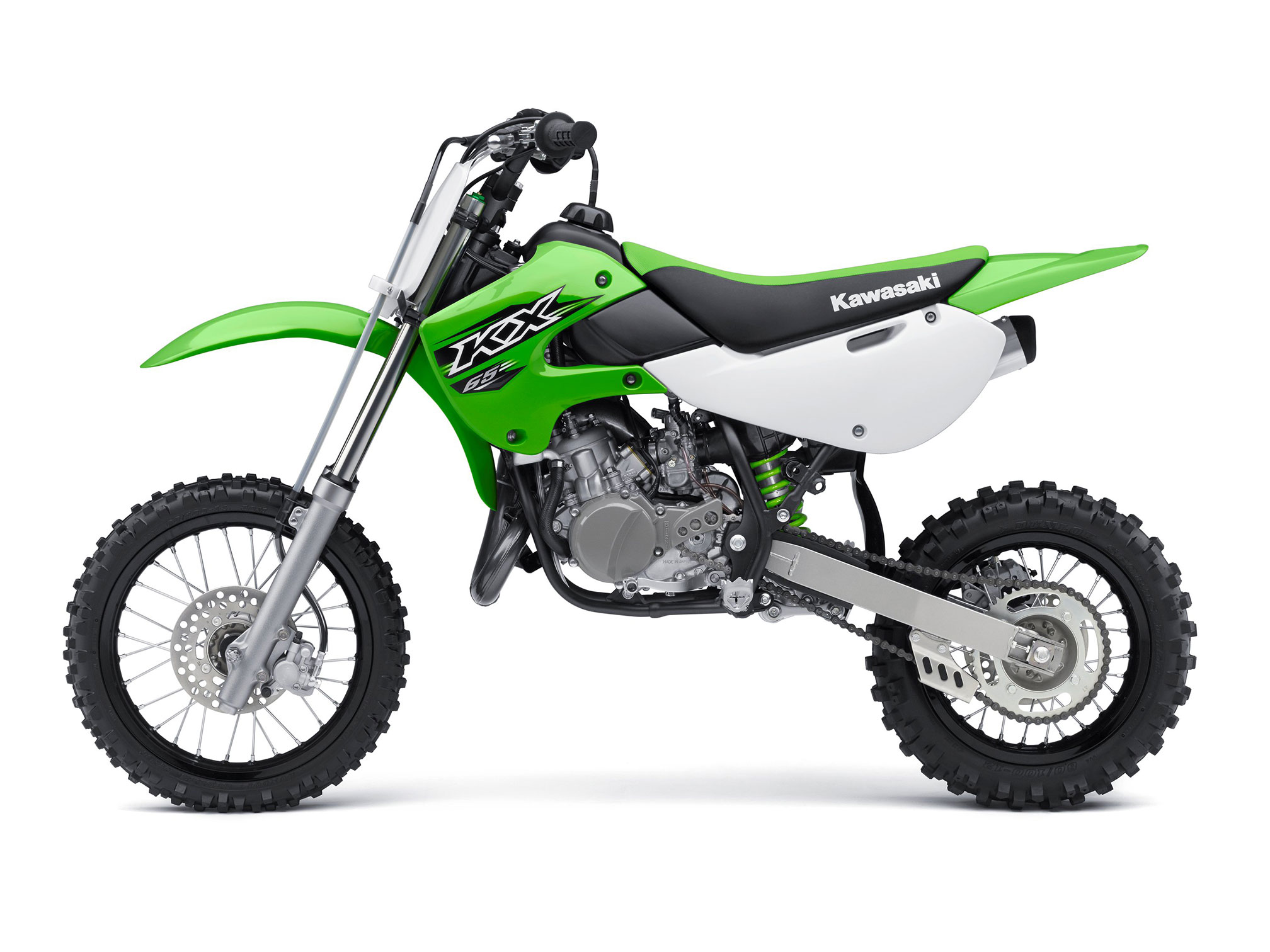 Kawasaki  Kxf  Review