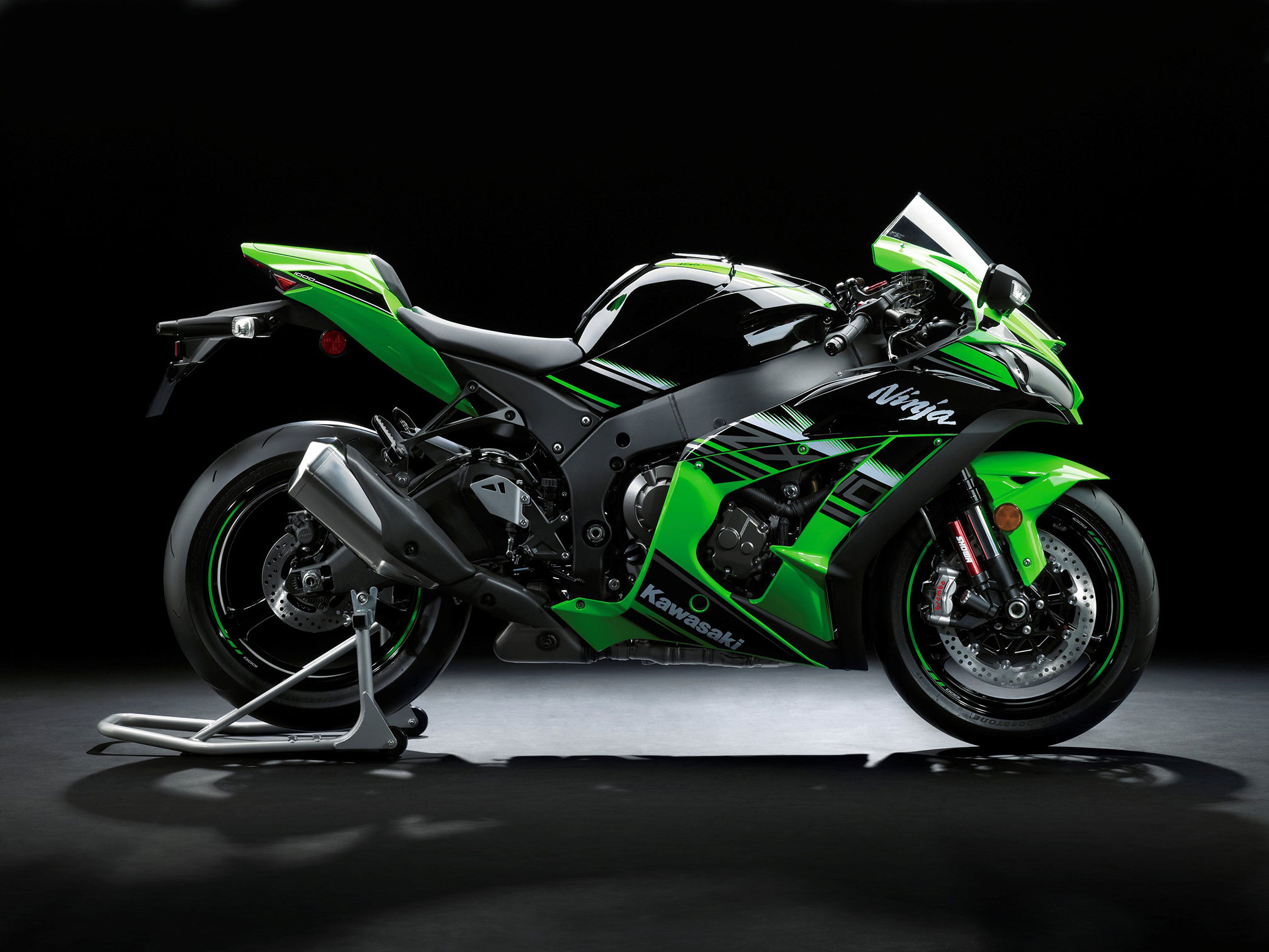 2016 kawasaki ninja zx-10r abs krt edition review