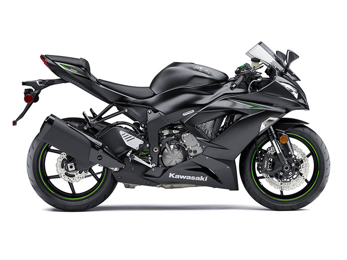 2016 Kawasaki Ninja Zx 6r Review