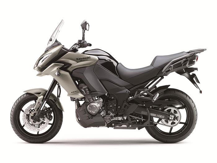 2016 Kawasaki Versys 1000