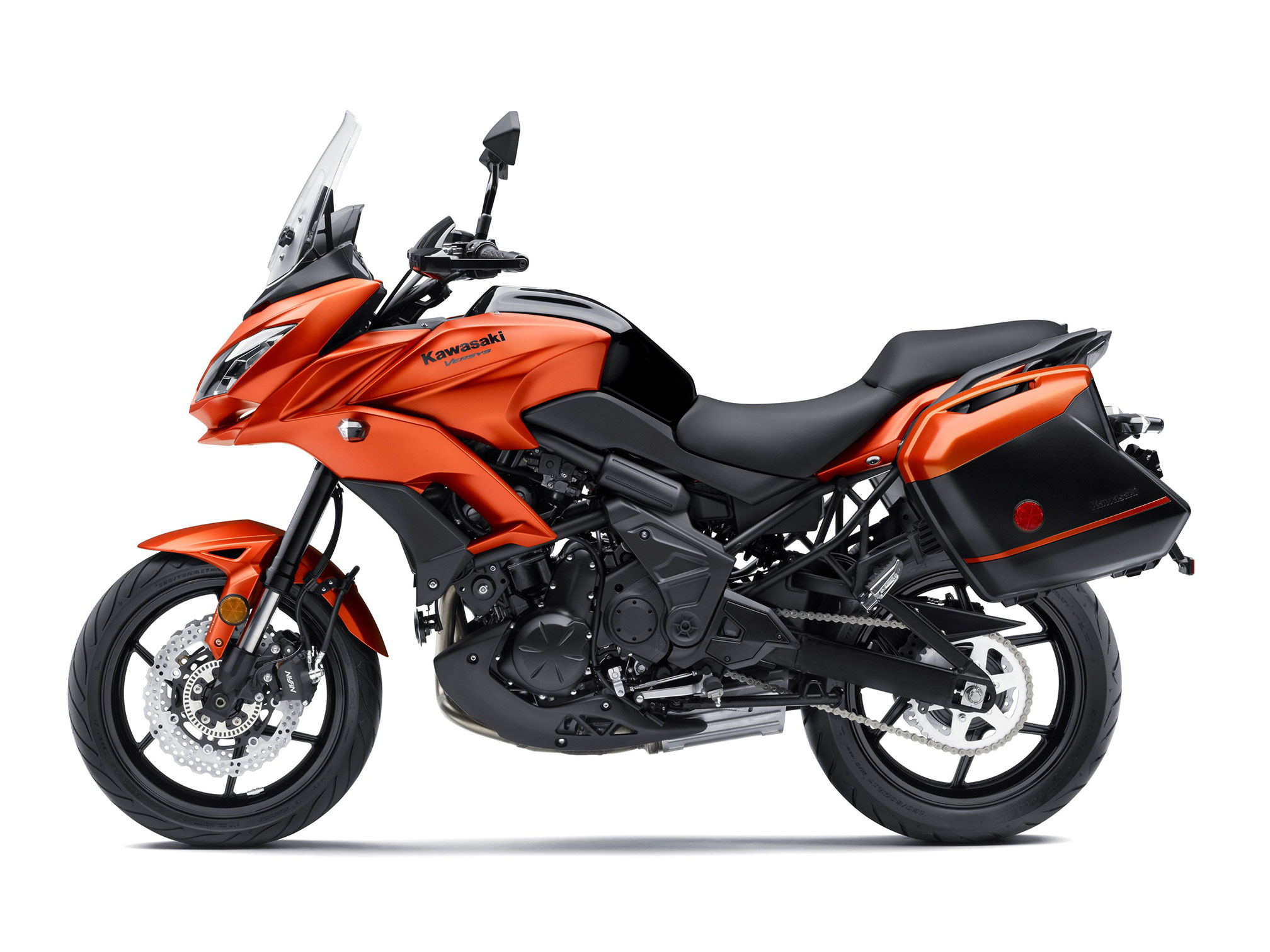 2016 Kawasaki Versys 650lt Review