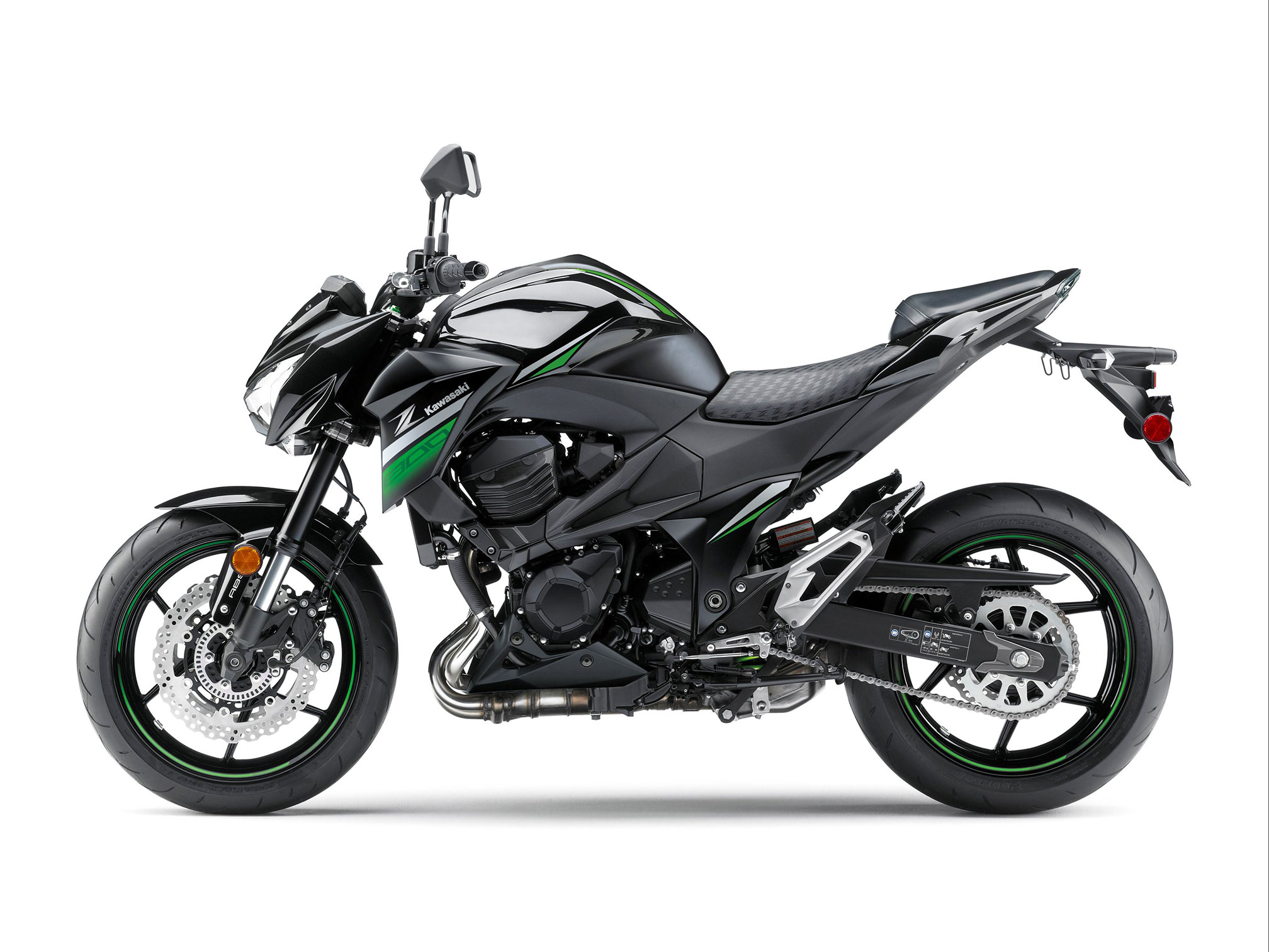 Motorcycle Kawasaki Z800: reviews, technical specifications, manufacturer