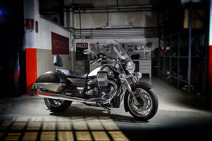 2016 Moto Guzzi California 1400 Touring SE