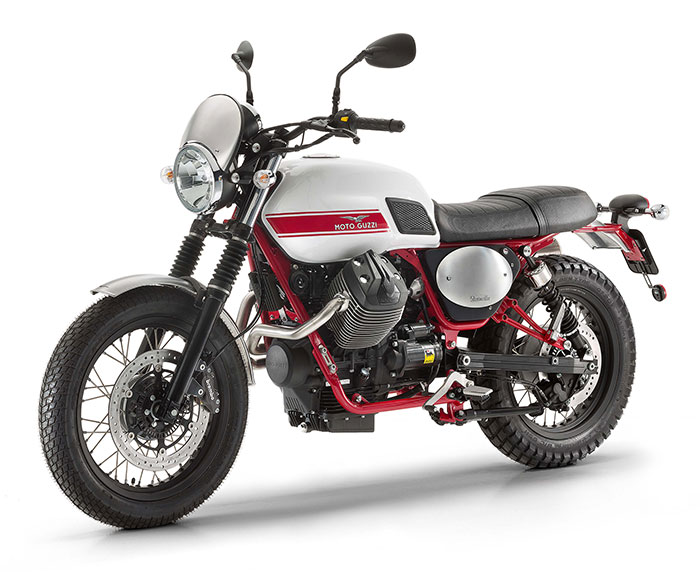 2016 Moto Guzzi V7II Stornello