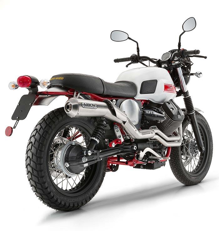 2017 Moto Guzzi V7 II Stornello