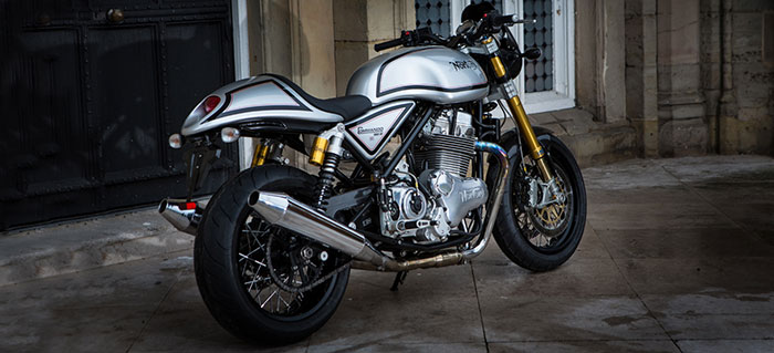 2016 Norton Commando 961 SF
