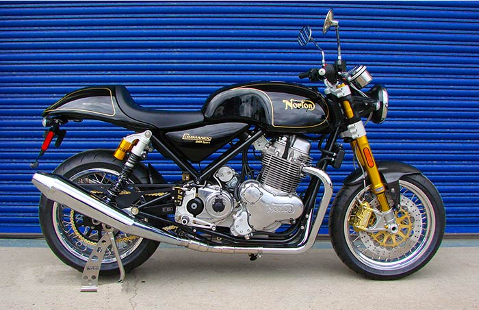 2016 Norton Commando 961 Sport