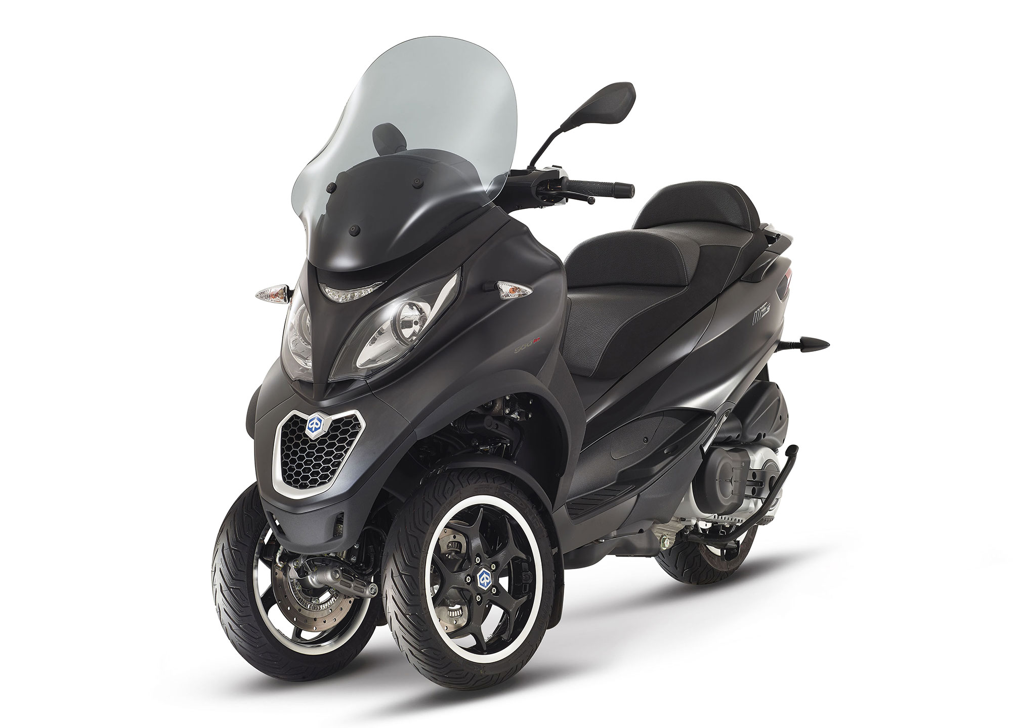 2016 piaggio mp3 500 sport abs review