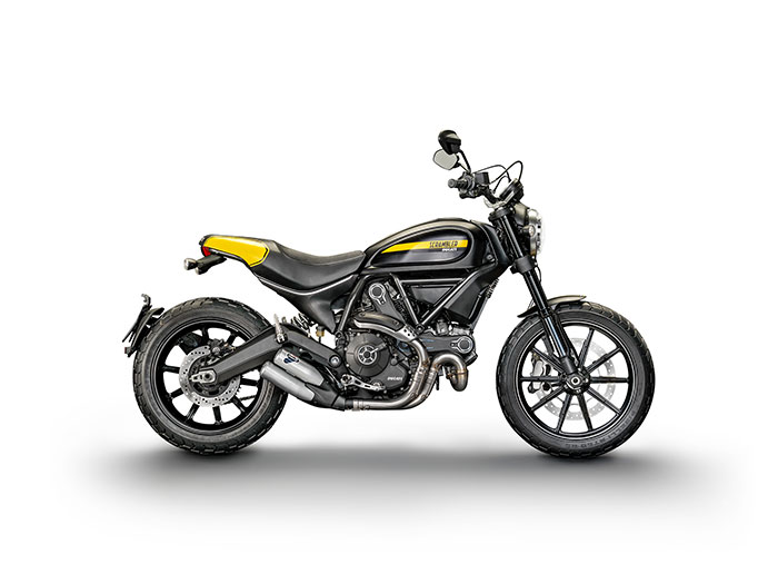 2016 Ducati Scrambler Full Throttle