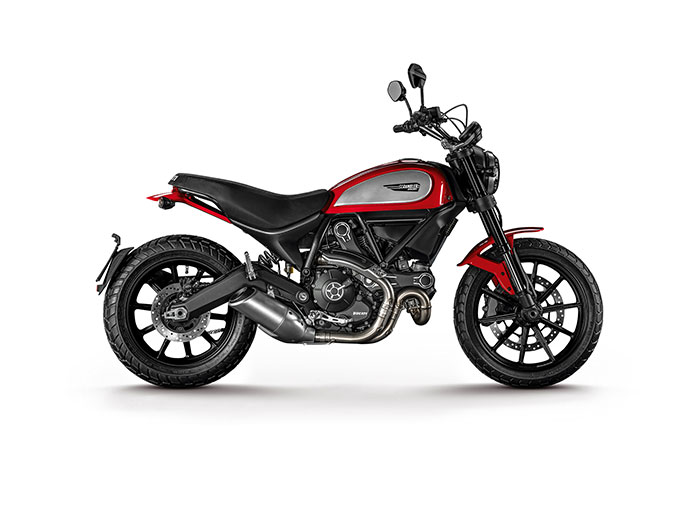 2016 Ducati Scrambler Icon Review