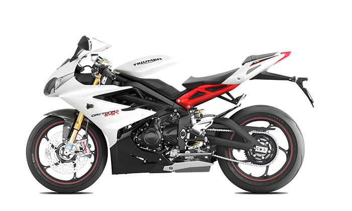 2016 Triumph Daytona 675r Review