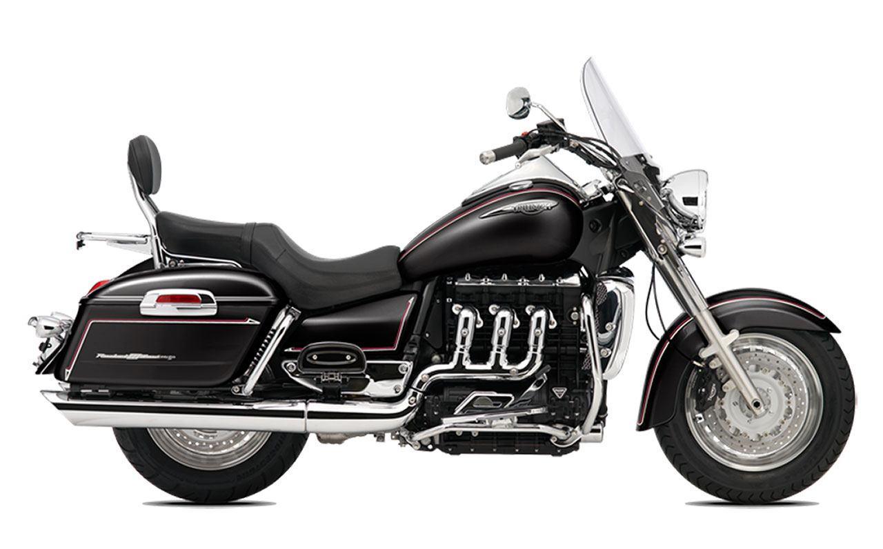 2017 Triumph Rocket III Touring Review
