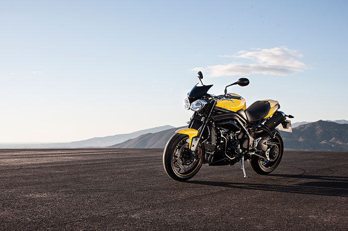 2016 Triumph Speed Triple 94R