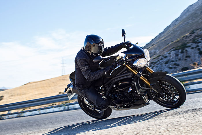 2016 Triumph Speed Triple 94