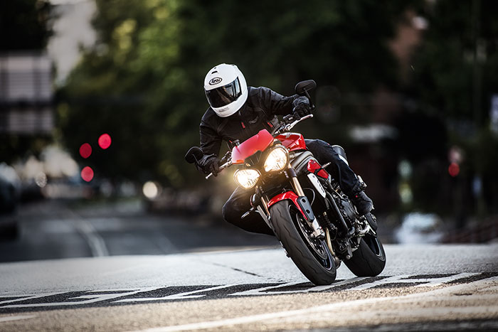 2016 Triumph Speed Triple S