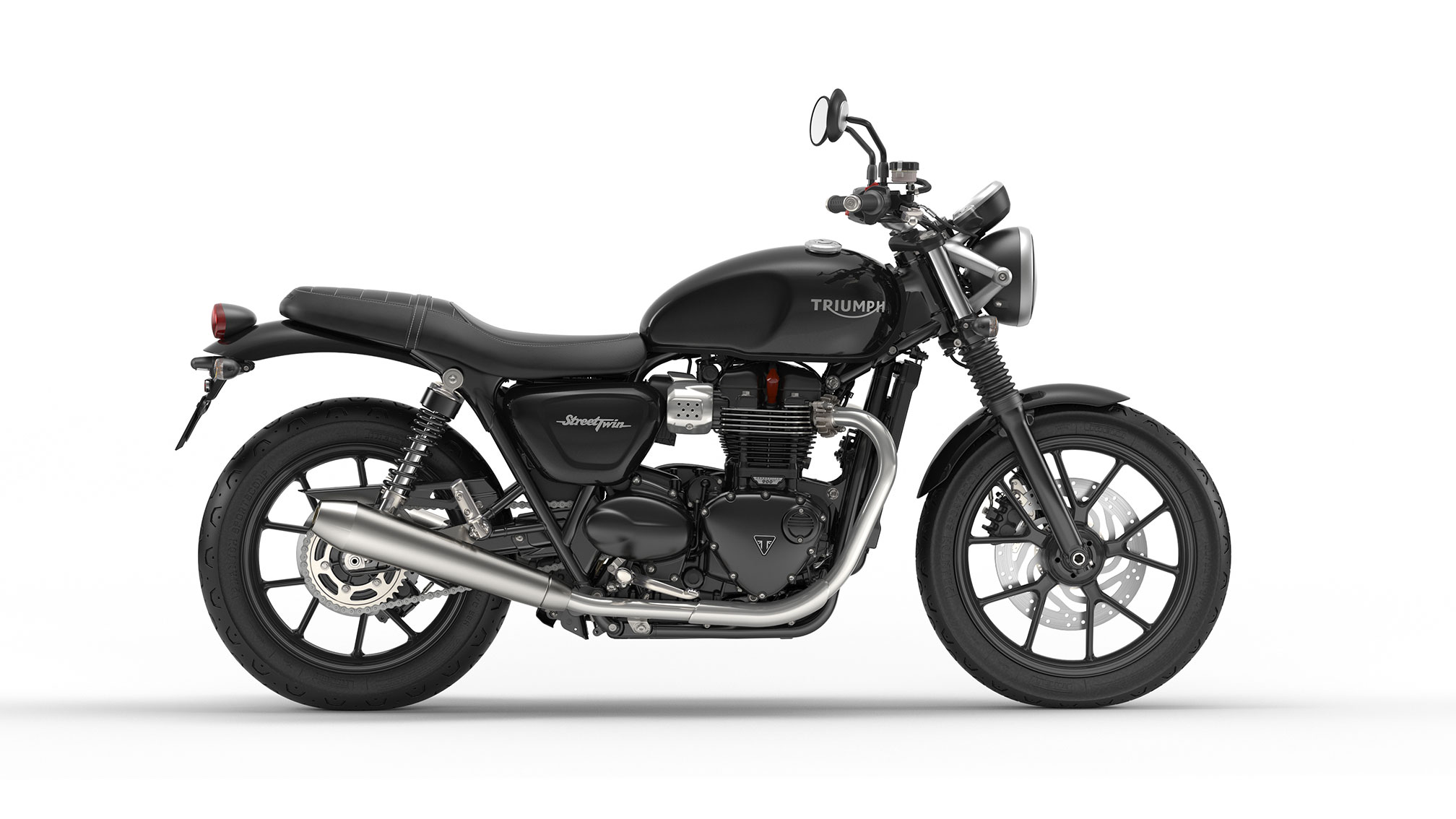 2016 triumph street twin review. Black Bedroom Furniture Sets. Home Design Ideas
