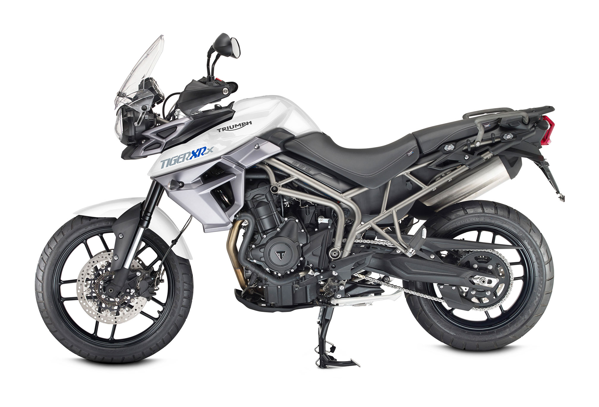 2016 triumph tiger 800 xrx review. Black Bedroom Furniture Sets. Home Design Ideas
