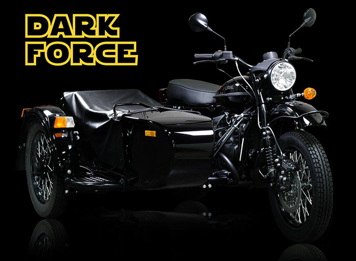 2016 Ural Dark Force