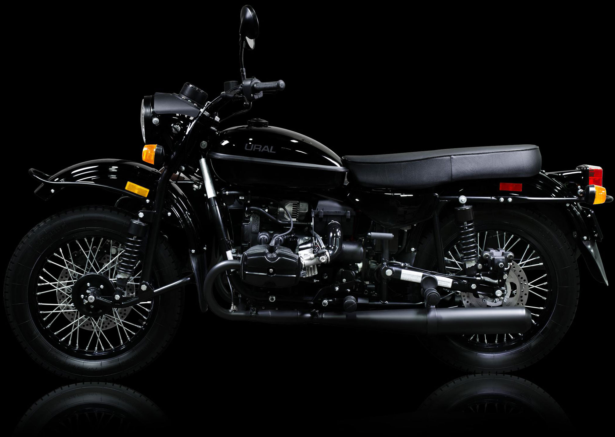 2016 Ural Dark Force Review
