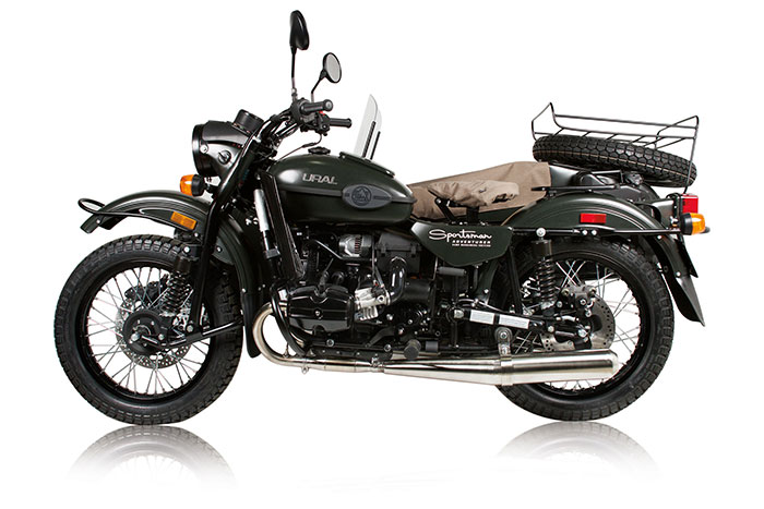 2016 Ural Gear Up Sportsman Package