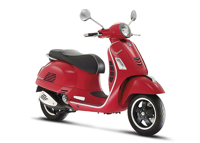 2016 Vespa GTS300 Super ABS