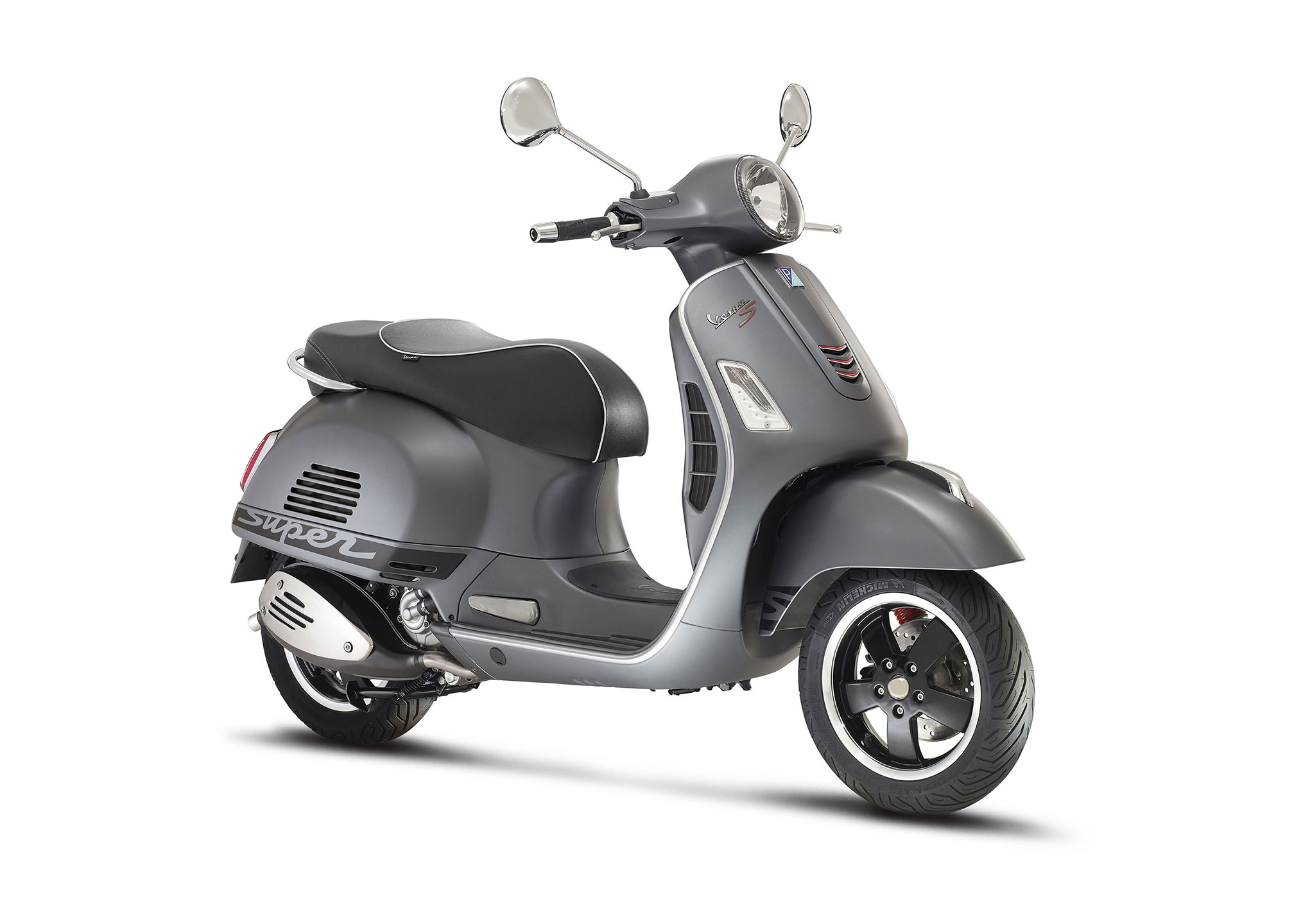 2015 vespa gts 300 range first look motorcycle usa - 2016 Vespa Gts300 Super Sport Abs