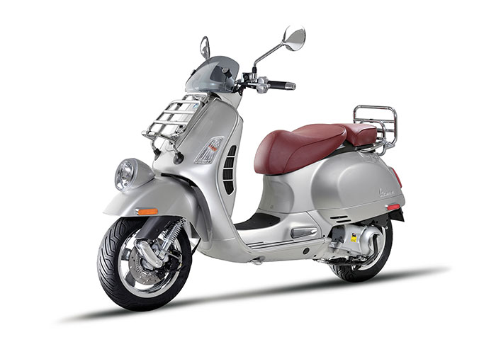 2016 Vespa GTV300 IE ABS