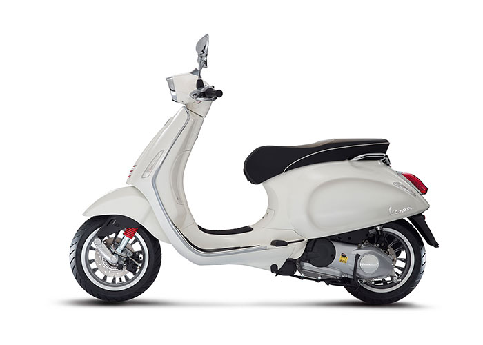 2016 Vespa Sprint 150 ABS