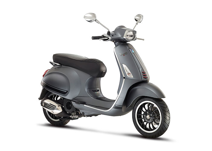 2016 Vespa Sprint S150 ABS